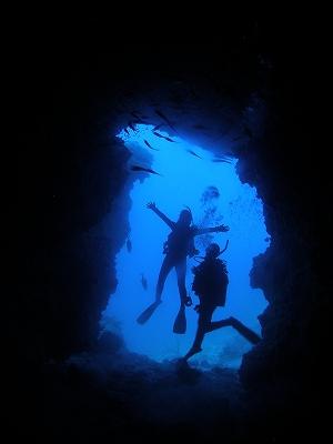 沖縄 地形 ダイビング 人気