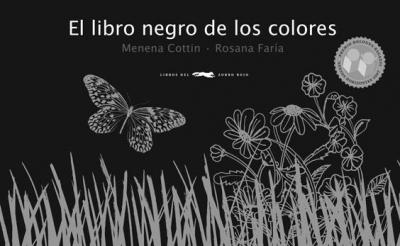 1 libro negro de colores