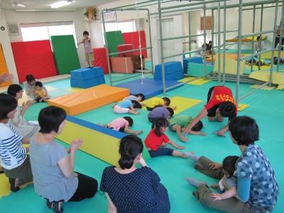 キッズ体操教室