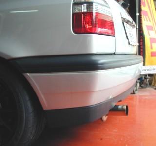 VW GOLF3 ワンオフマフラー(特注)