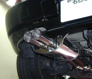 BMW Z3用 ARQRAYマフラー
