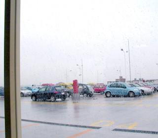 雨のフレンチーフレンチ