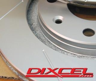 DIXCEL スリットローター 206用