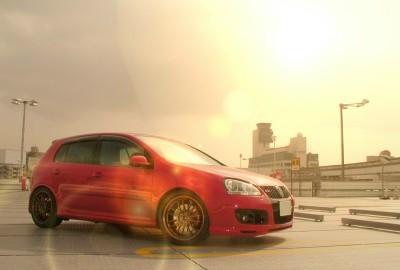 GOLF5 GTI(RED) 画像2