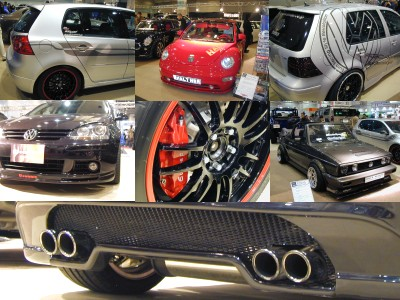 VW GOLF達