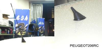 PEUGEOT206RC
