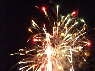 海洋博公園サマーフェスティバル2006 花火サイコー