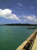 沖縄の夏の海 海中道路.jpg