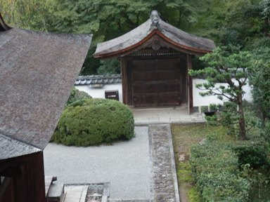 正伝寺の唐門