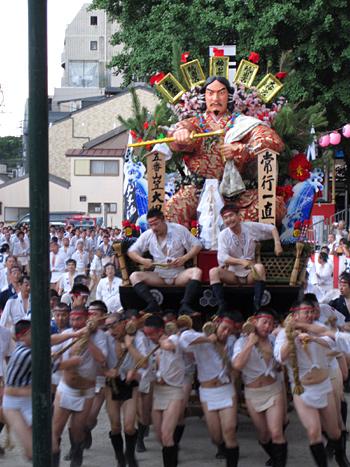山笠2011