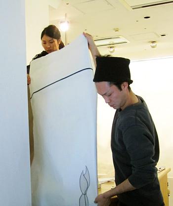 南健吾展20120325