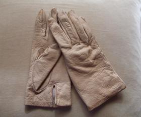 George Morand ベージュ手袋