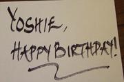 Birthdaycard 2
