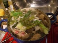 鶏がらスープfor鍋 2011