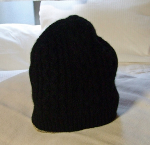 MARGARET HOWELL ニット帽
