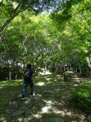 滝ノ谷不動峡