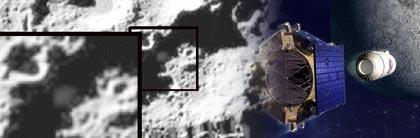 NASA MOON WATER