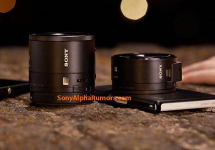 SONY DSC QX10 QX100