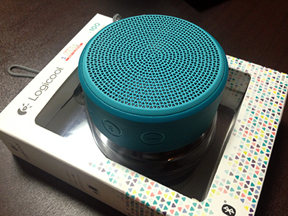 Logicool X100 Wireless Speaker