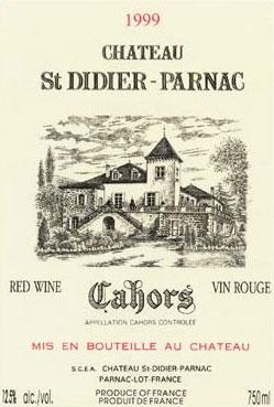 Ch. St.Didier-Parnac 2003