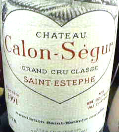 Calon Segur 1991