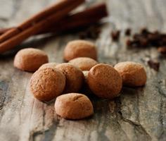 デンマークのクリスマスクッキー「こしょうナッツ」