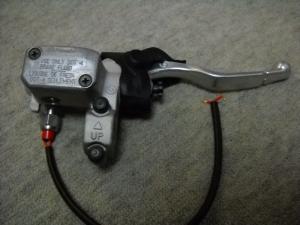 2003年KTM 525EXC-R Fマスターシリンダー