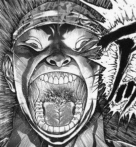 「ガイア 刃牙 声」の画像検索結果