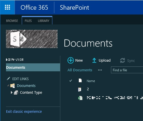 SharePoint Exit Classic Mode