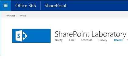 SharePoint Classic navigation oslo