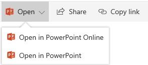 SharePoint Modern Commandbar 06