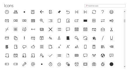 SharePoint Online Modern UI WebPart Quick links icon 3