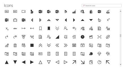 SharePoint Online Modern UI WebPart Quick links icon 8