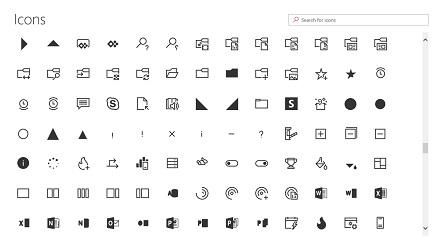 SharePoint Online Modern UI WebPart Quick links icon 10