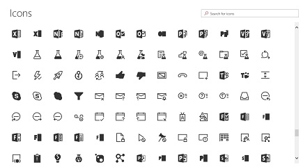 SharePoint Online Modern UI WebPart Quick links icon 14