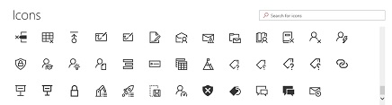 SharePoint Online Modern UI WebPart Quick links icon 17