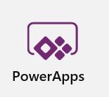 PowerApps logo