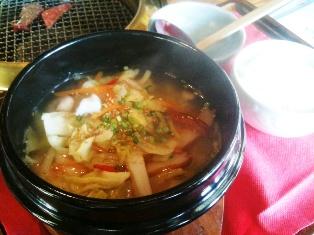 海鮮蟹ラーメン