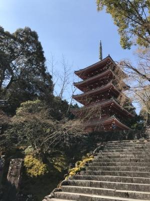 竹林五重塔