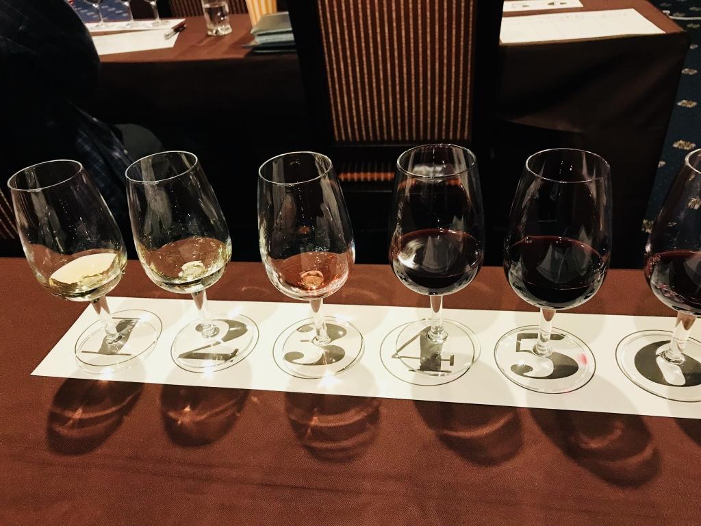 ワインの楽しみ