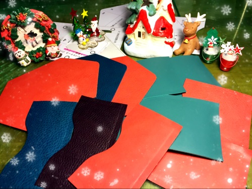 クリスマスまで製作