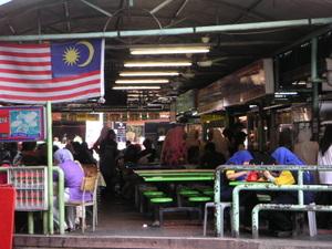 マレーシア クアラルンプールの日常生活
