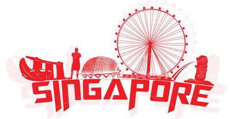 シンガポール家族移住