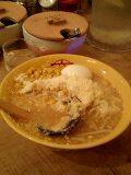 マルキュー味噌チーズラーメン