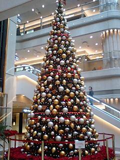 クリスマス☆ツリー@羽田空港