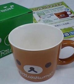 リラックママグカップ