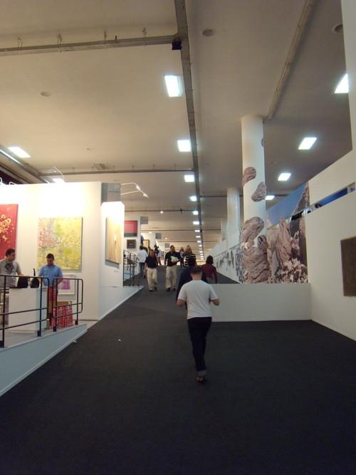 Sao Paulo art fair