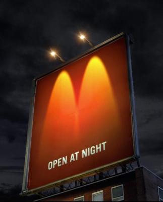 クリエイティヴ広告