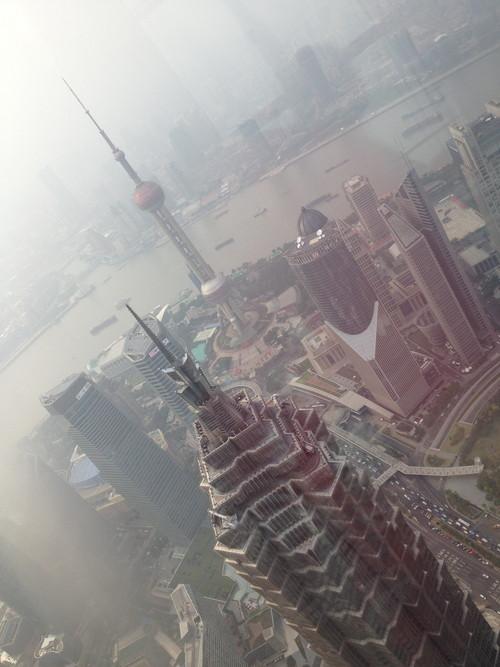 上海 森ビル
