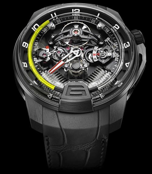 HYT H2 Hydro Mechanical Watch